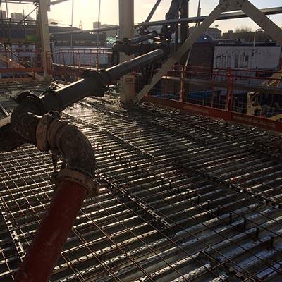 Fibre-Reinforced Concrete -Macfarlane Concrete Pumping Ltd